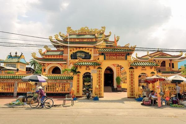 Do Cong Tuong temple complex