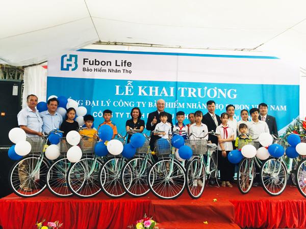 Fubon Life Việt Nam khai trương văn phòng ở Chương Mỹ - Hà Nội