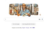 Google Doodles honor late Vietnamese iconic artist Bui Xuan Phai