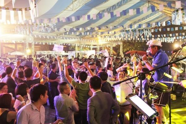 Oktoberfest Beer Festival 2019,Vietnam entertainment news,Vietnam culture,Vietnam tradition