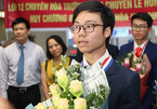 Student has the right mix to conquer Int'l Chemistry Olympiad