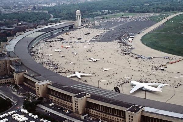 Sân bay,Nhà tù,Công viên,Nhà thờ