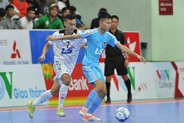 Vòng 12 giải VĐQG Futsal 2019: Thái Sơn Nam lấy lại ngôi đầu