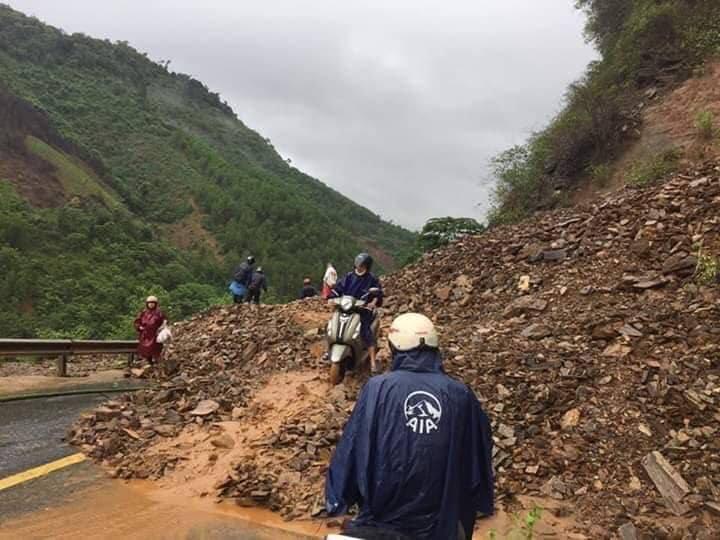 mưa lũ,Quảng Trị