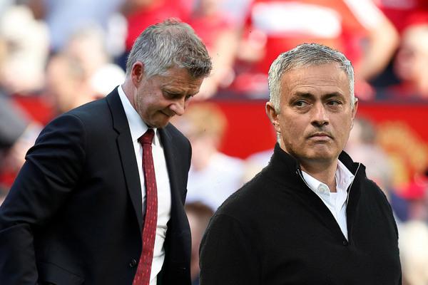 MU đấu Liverpool, đối thủ của Solskjaer là... Mourinho