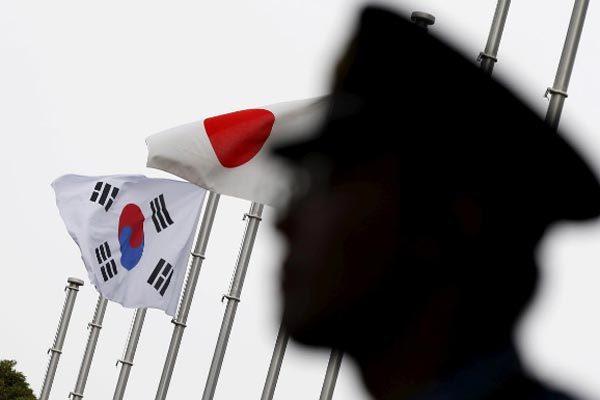 Đại sứ quán Hàn ở Nhật bị gửi thư đe dọa