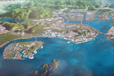 Hạ Long sẽ phát triển theo hướng thành phố du lịch biển đẳng cấp quốc tế
