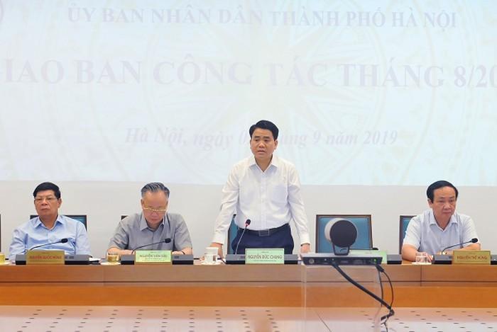 Hà Nội yêu cầu rà soát, xử lý mâu thuẫn đất đai, không để xảy ra vụ án như ở Đan Phượng