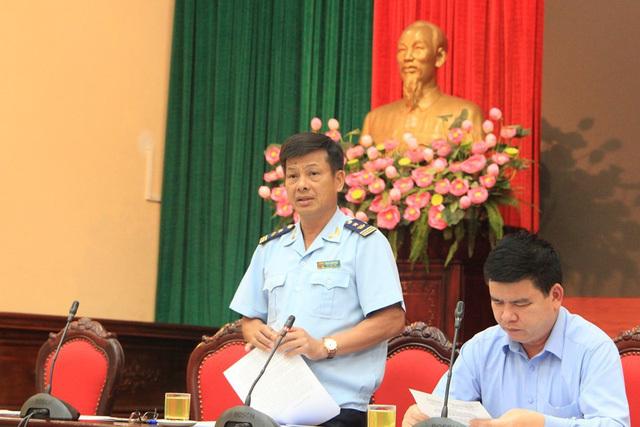 Cục Hải quan Hà Nội thông tin vụ 900 smartphone 'lọt' cửa Hải quan Nội Bài