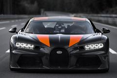 11 điều chưa biết về siêu xe Bugatti Chiron