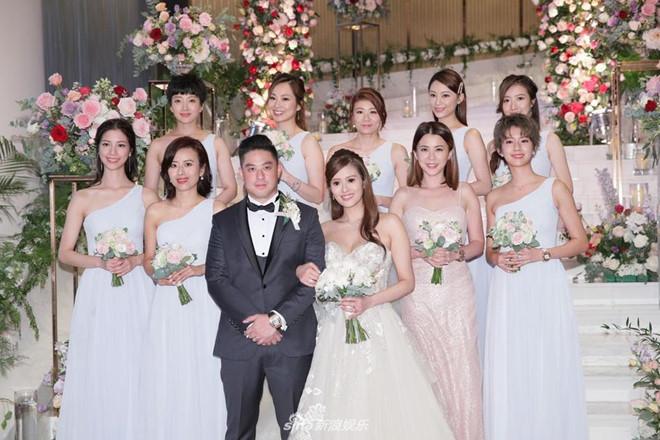 Diễn viên từng đóng phim cấp ba hạnh phúc trong ngày cưới đại gia