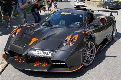 Pagani ra mắt siêu xe cực hiếm, chỉ có 5 chiếc