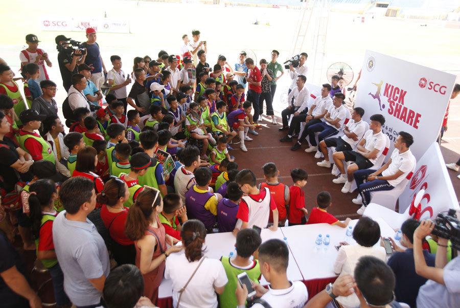 Văn Hậu,Quang Hải,Hà Nội FC
