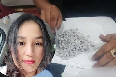 Bắt kiều nữ Huyền 'cày', trùm thuốc lắc ở TP Hà Tĩnh