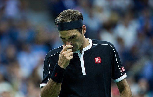 US Open 2019,Federer vs Dimitrov