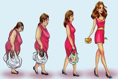 7 sai lầm trong giảm cân dễ khiến cân nặng tăng gấp bội