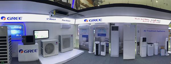 Gree ra mắt 2 giải pháp điều hòa công nghệ cao