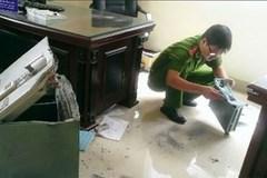 Nghỉ lễ, ủy ban thị trấn ở Cà Mau bị trộm két sắt hàng trăm triệu