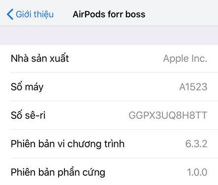 AirPods,Tai nghe,Apple