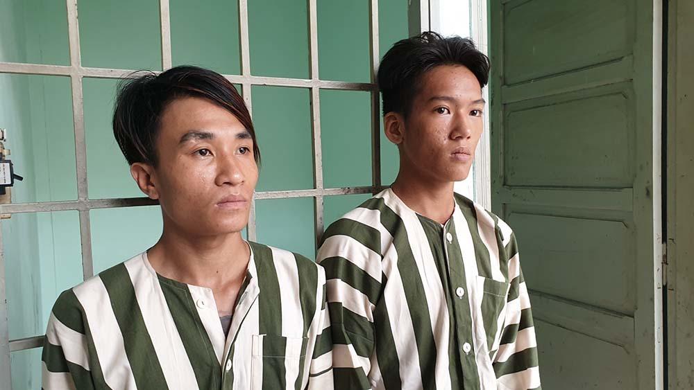Bắt 2 kẻ gây gần chục vụ cướp giật tốc độ trên đường Sài Gòn