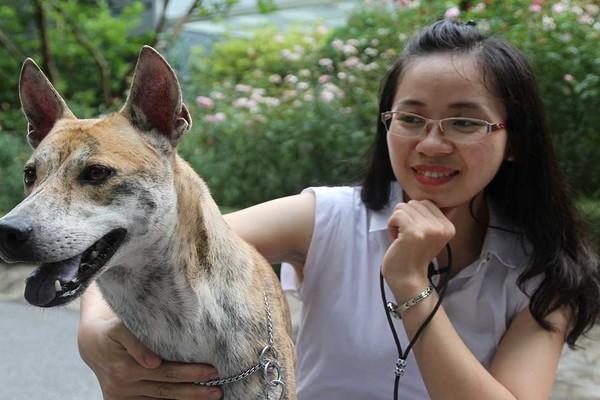 'Khuyển vương' Phú Quốc giá chuyển nhượng 300 triệu về Hà Nội