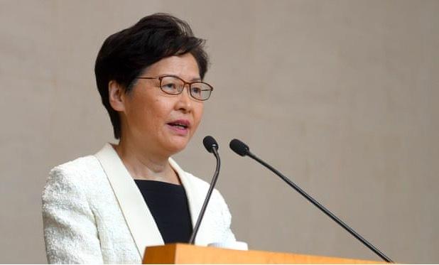 Lãnh đạo Hong Kong tuyên bố chính thức 'khai tử' dự luật dẫn độ