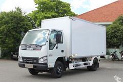 Những lý do nên mua xe tải hạng nhẹ Isuzu 1T5 thùng bảo ôn QKR77FE4