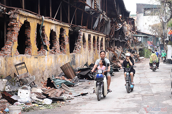 Thủy ngân của công ty Rạng Đông đã phát tán ra môi trường