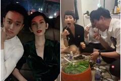 Xuân Lan, Quốc Trường lên tiếng trước tin đồn 'tình chị em'