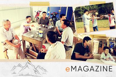 17 người thầy trên đỉnh Cao Sơn
