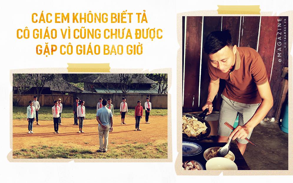 Những người thầy trên đỉnh Cao Sơn