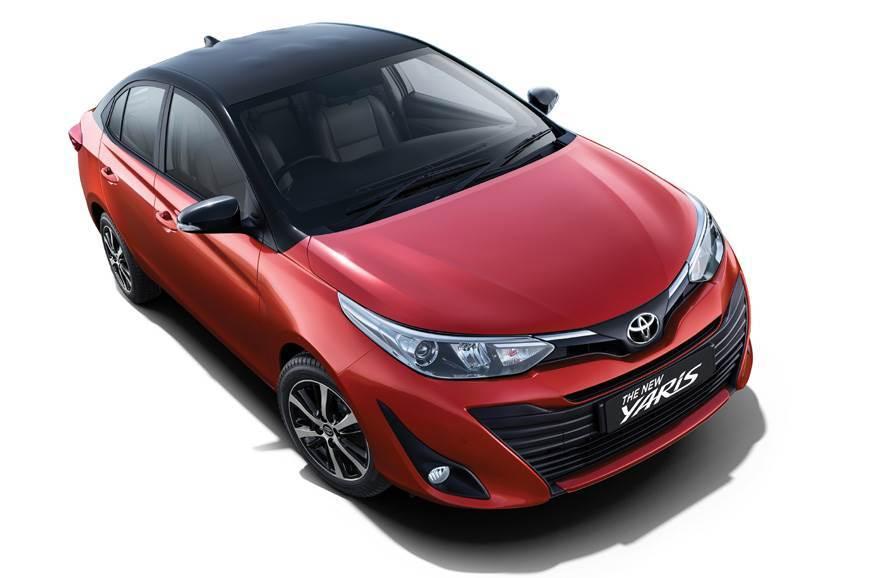 Toyota Yaris,ô tô ấn độ,ô tô Toyota,ô tô giá rẻ,ô tô Nhật,ô tô Nhật Bản