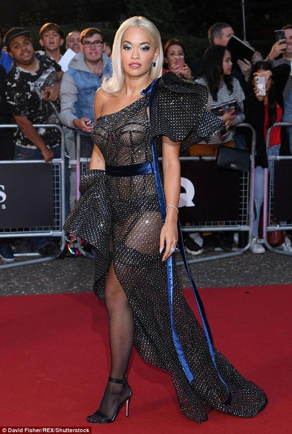 Rita Ora,GQ Men Of The Year Awards