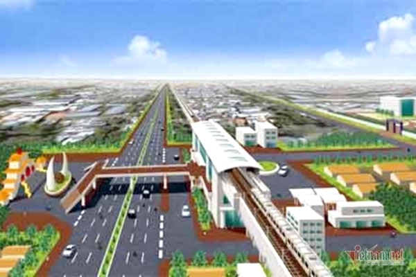 TP.HCM thay tư vấn tuyến metro số 2