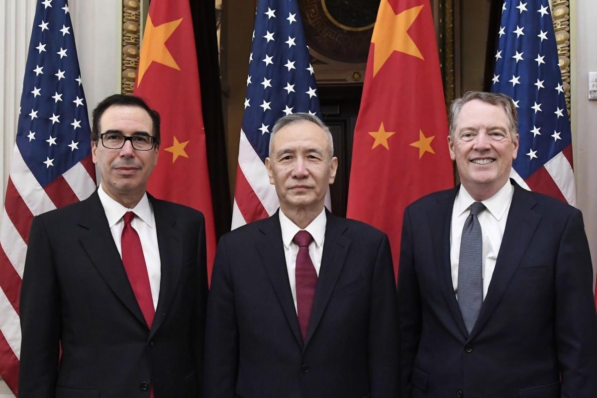 Mỹ,Trung Quốc,Mỹ - Trung,Tập Cận Bình,Donald Trump,thương mại,cuộc chiến thương mại,chiến tranh thương mại Mỹ - Trung,kinh tế,hàng hoá,thuế,đàm phán