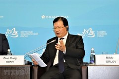 Vietnam willing to connect ASEAN and EAEU: Deputy PM Trinh Dinh Dung