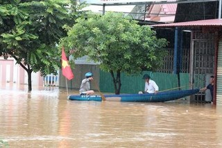 Torrential rains leave four dead, eight missing in central Vietnam