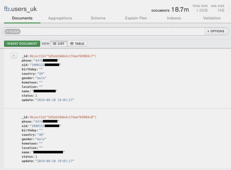 50 triệu số điện thoại của người dùng Facebook Việt Nam bị công khai trên mạng