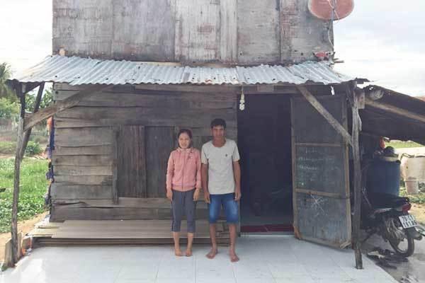 ngôi nhà mơ ước,hoàn cảnh nghèo,nhà tình nghĩa,ủng hộ