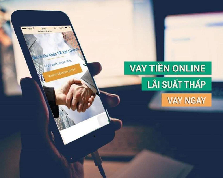 Lời mời vay tiền qua ứng dụng trên điện thoại - 'bẫy lừa đảo' người dùng  nên tỉnh táo - VietNamNet