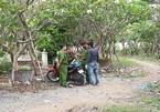 Người đàn ông chết trong tư thế treo cổ bên sông Sài Gòn