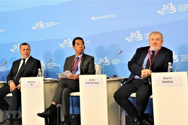 Russia's look east policy suits regional countries' interests: Vietnam official