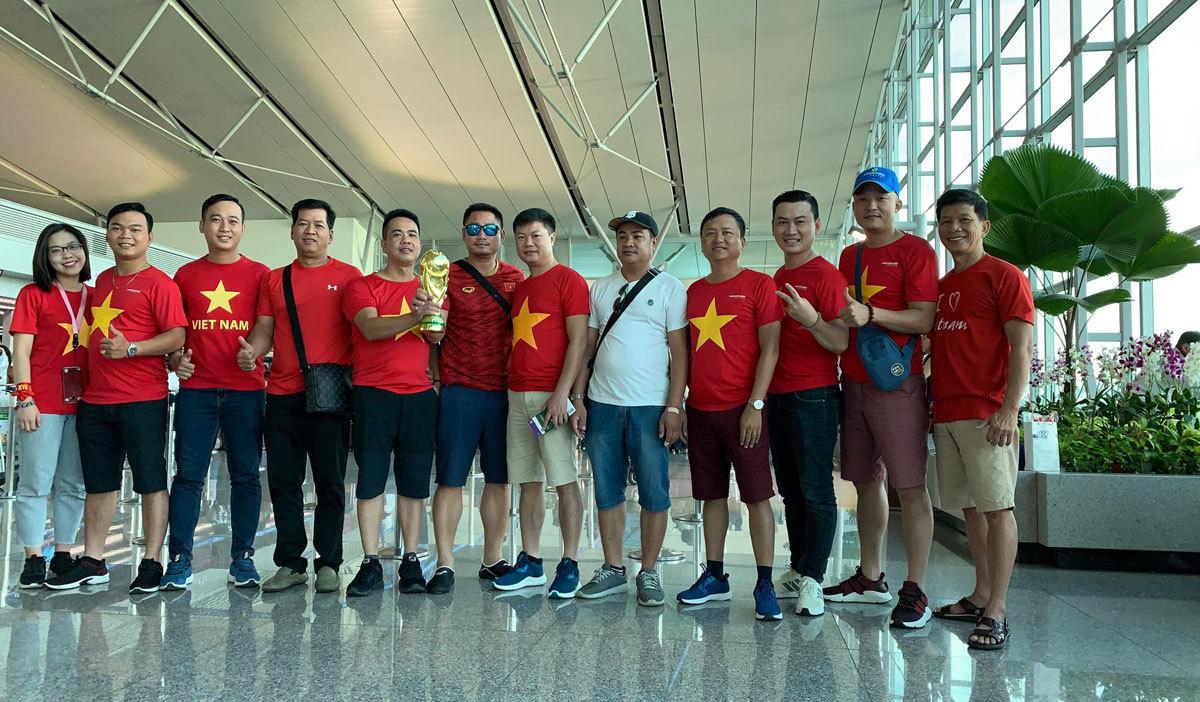 Tuyển Việt Nam,tuyển Thái Lan,HLV Park Hang Seo,CĐV Việt Nam