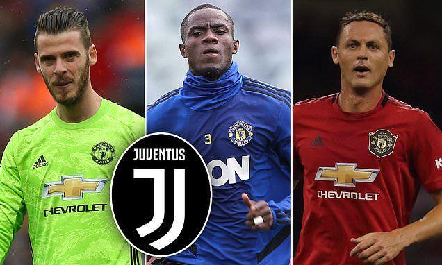 Juventus 'hốt' liền 3 ông kễnh MU sắp hết hợp đồng