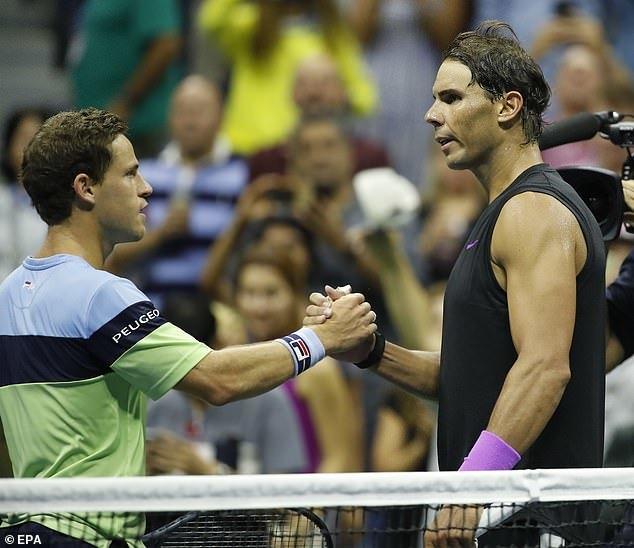 Nhẹ nhàng vào bán kết, Nadal sáng cửa vô địch US Open