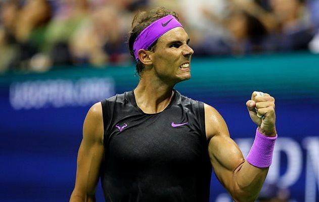 Nadal vs Schwartzman,US Open 2019,Nadal