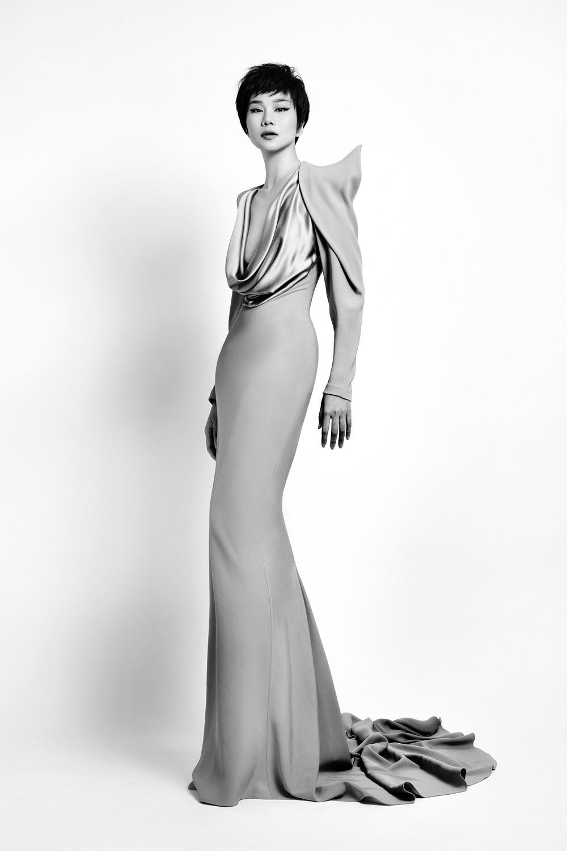 Thanh Hằng,NTK Công Trí,Tuần lễ thời trang New York