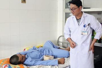 Chàng trai 19 tuổi gặp nạn bị vỡ túi phình mạch máu não hi hữu