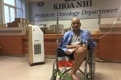 Chồng mất vì điện giật, con ung thư, goá phụ lâm vào bước đường cùng