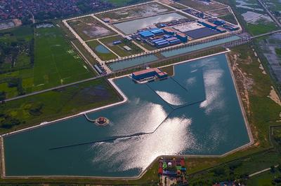 4 điểm nổi trội của Nhà máy nước mặt sông Đuống